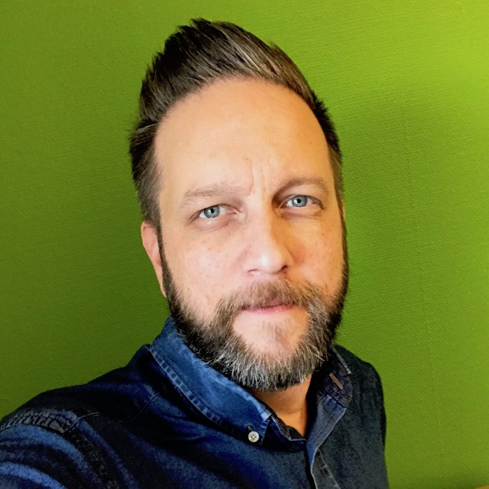 Daniel Pettersson, säljchef på Smartsign